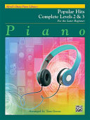 Alfred s Basic Piano Library Popular Hits Complete