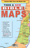 Then   Now Bible Maps