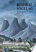 Romsdal Sogelag Årsskrift 1989