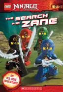 LEGO Ninjago: The Search for Zane (Chapter Book #7) Book
