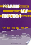Premature Death in the New Independent States