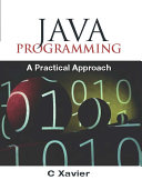 Java Programming  A Practical Approach
