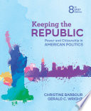 Keeping the Republic Book PDF