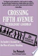Crossing Fifth Avenue To Bergdorf Goodman