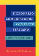 Dizionario Combinatorio Compatto Italiano