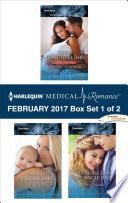 Harlequin Medical Romance February 2017 Box Set 1 Of 2