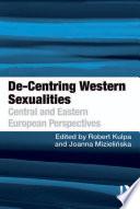 Ebook De-Centring Western Sexualities Epub Joanna Mizielinska Apps Read Mobile