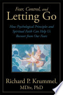 Fear Control And Letting Go