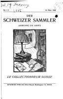 Collectionneur suisse