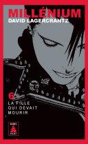 Book Millénium 6 - La fille qui devait mourir