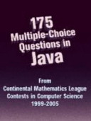 175 Multiple Choice Questions in Java