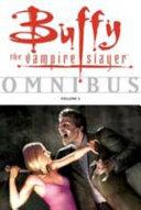 Buffy the Vampire Slayer Omnibus Volume 2 Book Cover