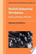 Stalin s Industrial Revolution
