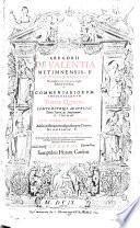 Gregorii de Valentia,... Commentariorum Theologicarum Tomus Quartus : complectens materias Tertiae Partis, ac Supplementi D. Thomae... ab Auctore nunc ultimum diligentissime accuratissimeque emendata...