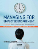 Managing For Employee Engagement