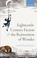 Eighteenth-Century Fiction and the Reinvention of Wonder Book