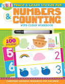 Trace and Learn Sticker Fun  Numbers and Counting
