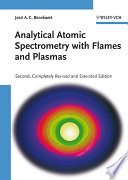 Analytical Atomic Spectrometry with Flames and Plasmas