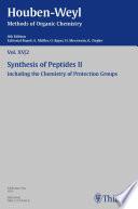 Houben Weyl Methods of Organic Chemistry Vol  XV 2  4th Edition