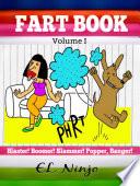 Hilarious Books For Teens: Fart Monster Funny Jokes