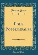 Pole Poppensp  ler  Classic Reprint