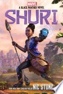 Book Shuri  A Black Panther Novel  Marvel