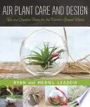 Air Plant Care and Design Book PDF