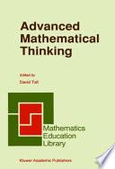 Advanced Mathematical Thinking