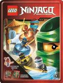 LEGO  R  Ninjago  Gift Tin