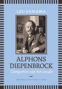 Alphons Diepenbrock / druk 1