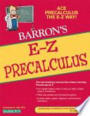 Barron s E Z Precalculus