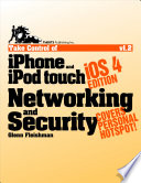 Take Control of iPhone and iPod touch Networking   Security  iOS 4 Edition