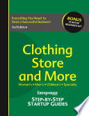 Clothing Store and More