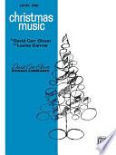 Christmas Music  Level 1