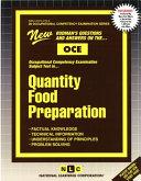 Quantity Food Preparation