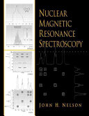 Nuclear Magnetic Resonance Spectroscopy book