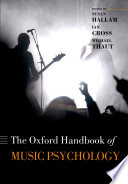 Oxford Handbook Of Music Psychology book