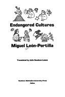 Endangered Cultures