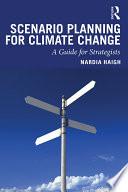 Scenario Planning for Climate Change Book PDF