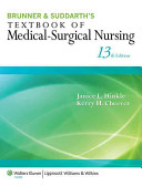 Suddarth s Textbook of Medical Surgical Nursing Thirteenth Edition    CoursePoint 13th Edition   Fluids   Electrolytes Made Incredibly Easy  Fifth Edition