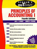 Schaum s Outline of Theory and Problems of Principles of Accounting I