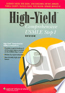 High yield Comprehensive USMLE Step 1 Review
