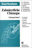 Curriculum Chirurgie
