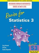 Revise for Statistics 3