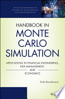 Handbook in Monte Carlo Simulation Book PDF
