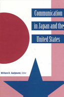 Communication in Japan and the United States