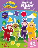 Teletubbies My First Sticker Book