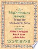 A Mathematics Sampler