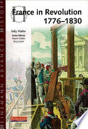 France in Revolution  1776 1830