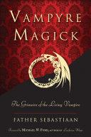 Vampyre Magick Book